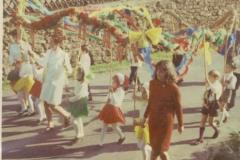Erntedankfest 1969