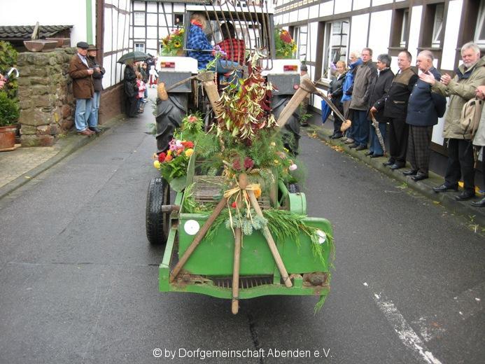 Erntedankfest 2008